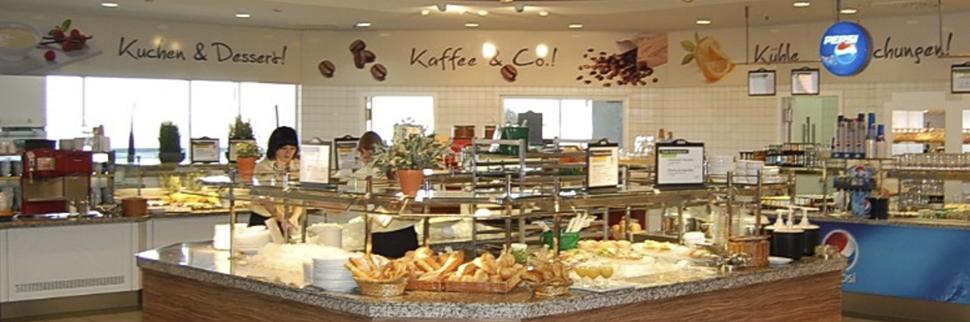 Galeria Kaufhof Berlin Cafe
